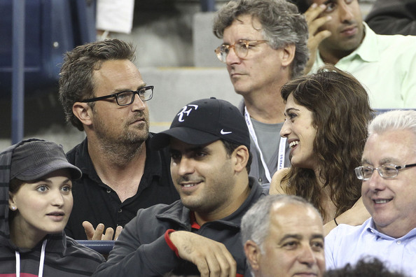Matthew Perry Photos
