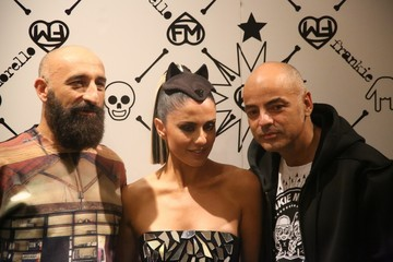 Maurizio Modica Milan Vogue Fashion Night Out — Part 4