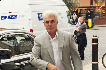 Ghost Max Clifford Arrives at His Office