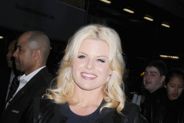 Megan Hilty Arrivals at 'The Great Gatsby' Screening in NYC