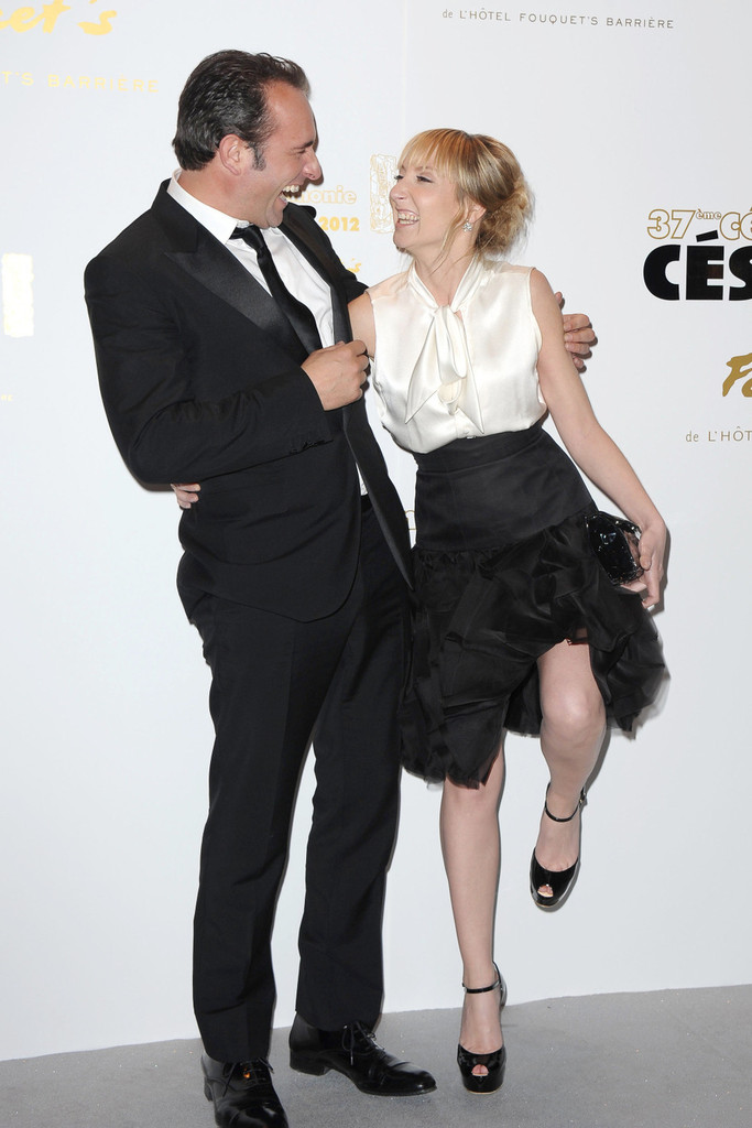 Audrey lamy photos photos stars at the cesar awards zimbio for Dujardin thierry