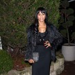 Mia Frye Celebs at the Sidaction Gala Dinner
