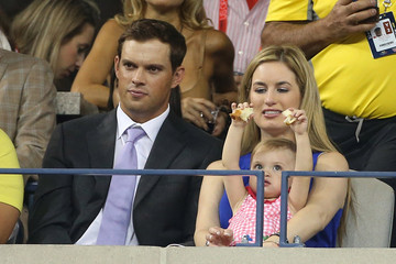 Michelle Bryan Celebs at the Opening Night of the US Open