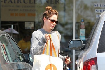 Michelle Monaghan Michelle Monaghan Makes a Grocery Run
