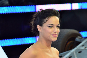 Michelle Rodriguez 'Fast & Furious 6' Premieres in London