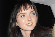 ... Model Lily Cole shows off her new dark hair during a night out at Groucho private ... - Model%2BLily%2BCole%2Bshows%2Boff%2Bnew%2Bdark%2Bhair%2Bduring%2B57scfTG8nrzs