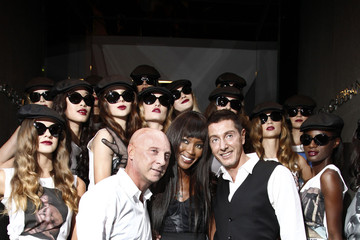 Naomi Campbell Domenico Dolce Celebration of Naomi Cambell's Career