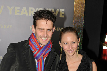 Barrett Williams Joey McIntyre at the 'New Year's Eve' Premiere