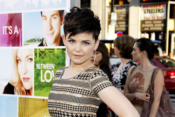 """Ginnifer Goodwin The Los Angeles Premiere of """"Something Borrowed"""""""