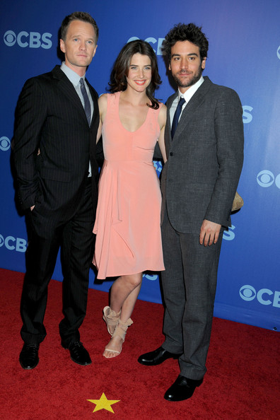 Neil Patrick Harris and Cobie Smulders - The 2010 CBS Upfronts
