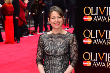 Nicola Walker Arrivals at the Olivier Awards 4