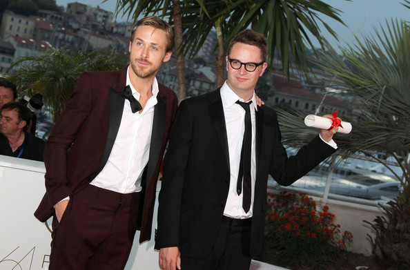 "Nicolas Winding Refn wins the best director prize for his new film ""Drive"", starring Ryan Reynolds, during the closing ceremony of the 64th Cannes Film Festival, held at the Palais des Festivals on the Croisette avenue in Cannes."