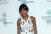 Venus Williams attends the 14th Annual BNP Paribas Taste Of Tennis at W New York Hotel in New York City.