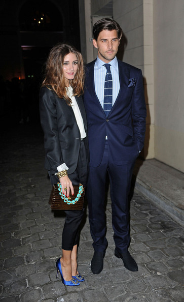 Olivia Palermo - Celebs at the Hogan by Karl Lagerfeld Party in Paris