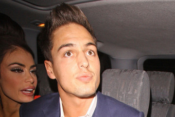 Chloe Sims Mario Falcone James Argent and Cast Members at Aura Nightclub