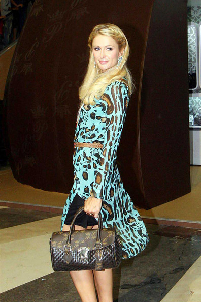 Paris Hilton Product Launch in Mumbai []