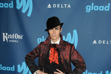 Patrick McDonald Celebs at the GLAAD Media Awards