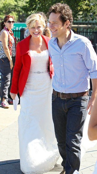 Paul Rudd and Amy Poehler Film 'They Came Together' 22 of ...
