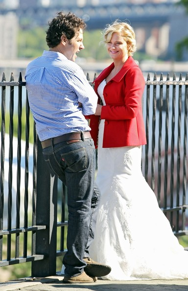 Paul Rudd and Amy Poehler Film 'They Came Together' 12 of ...