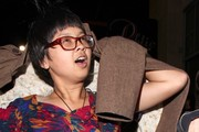 Charlyne Yi is seen attending the LA premiere of 'This Is 40' held at the the Grauman's Chinese Theatre in Los Angeles.