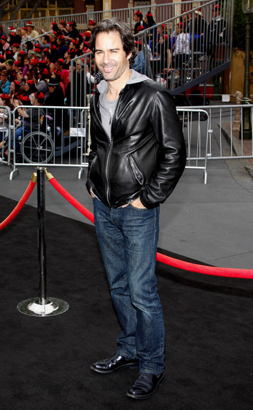 "Eric McCormack  at the World premiere of ""Pirates Of The Caribbean: On Stranger Tides"" held at the Disneyland in Anaheim."