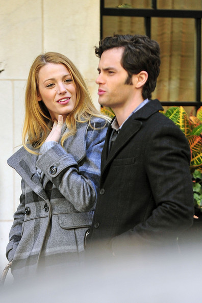 blake lively penn badgley 2009. Penn Badgley Blake Lively and