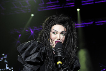 Pete Burns PWL Hit Factory Live at 02 Arena