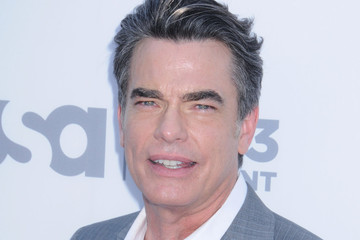 peter gallagher height