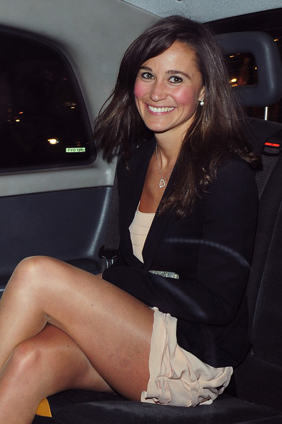 pippa middleton sister. Pippa Middleton at the Roof