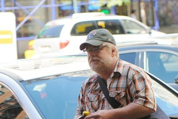 Phillip Seymour Hoffman Phillip Seymour Hoffman in NYC