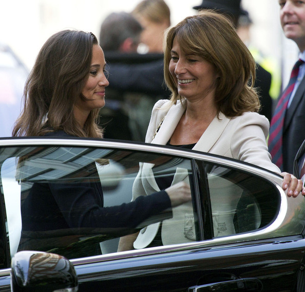 kate middleton pippa kate middleton. Kate Middleton and Family
