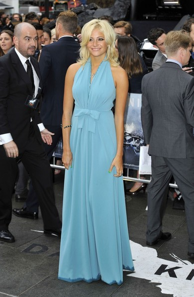 Red Carpet Arrivals at 'Dark Knight Rises' Premiere in London