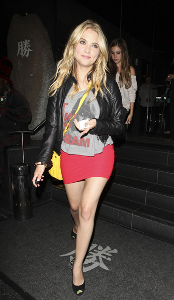 ashley benson pretty little liars. quot;Pretty Little Liarsquot; actress