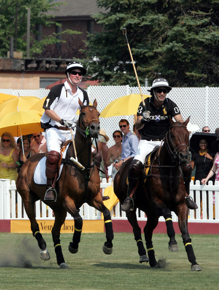 prince harry polo. Prince Harry Plays Polo