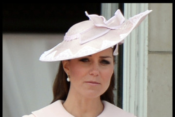Prince William Countess of Wessex British Royals at the Trooping the Colour