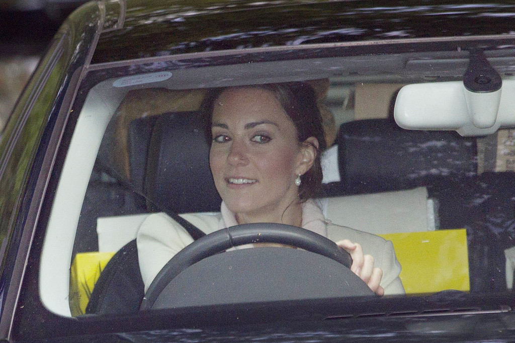 Kate Middleton Photos Photos Kate Middleton Leaves Home