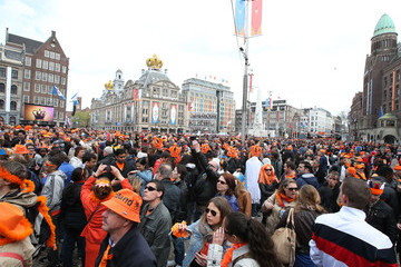 Queen Beatrix The Inauguration Ceremony of King Willem-Alexander