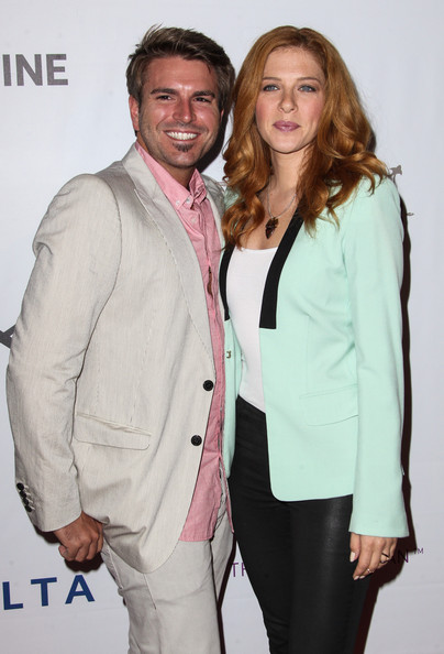 Rachelle Lefevre - Stars at the Lexus Live Party
