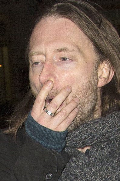 THOM YORKE is an asshole for ignoring
