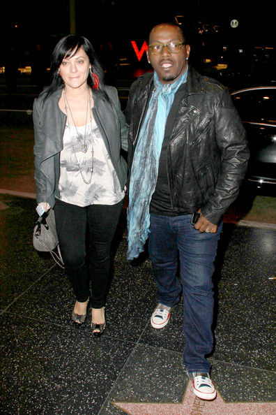 Randy Jackson with beautiful, Wife Erika Riker
