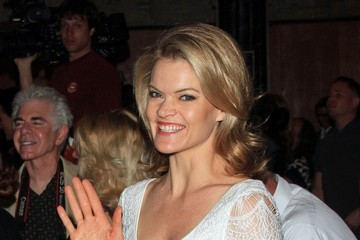 Missi Pyle Celebs at the Opening Night of 'Chicago'