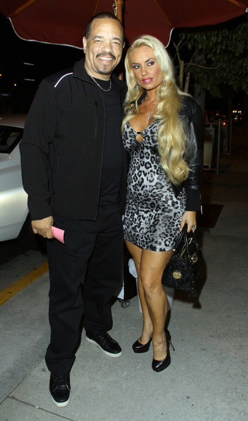 ice t wife coco bio. Rapper Ice T and wife Coco