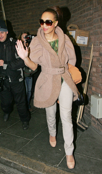 Rebecca ferguson rebecca ferguson of the x factor is seen out and