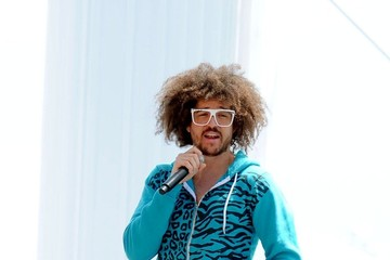 LMFAO Redfoo and LMFAO Rehearse at the Cannes Film Fest
