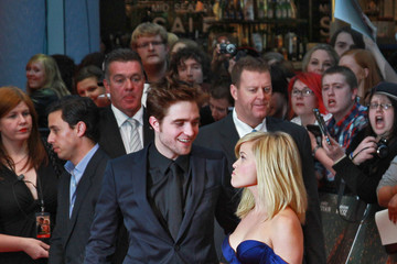 Reese Witherspoon Robert Pattinson UK Premiere of 'Water for Elephants'