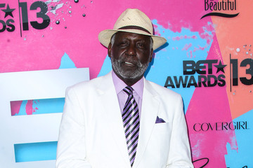 Richard Roundtree Stars at the Pre-BET Awards Celebration Dinner