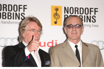 Rick Parfitt Arrivals at the O2 Silver Clef Awards