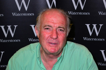 Rick Stein Rick Stein Signs Copies of His New Book