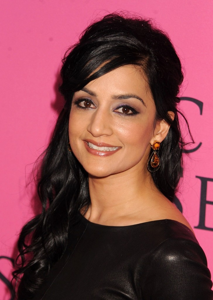 Archie Panjabi Photos Photos Celebs On The Red Carpet At