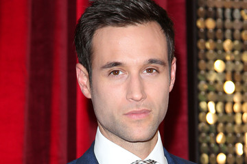 Rik Makarem Arrivals at the British Soap Awards